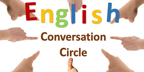 Let's Chat: English Conversation Circle tickets
