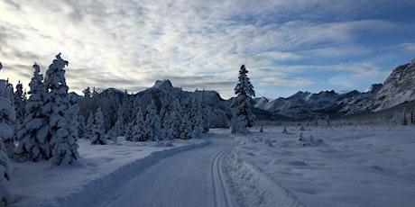 Beginner Guided snowshoe- Ribbon Creek tickets