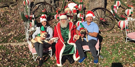 PET Photos w/ Santa Echo Hill Farm *BYO Camera *Reserved Time ONE DAY  ONLY tickets