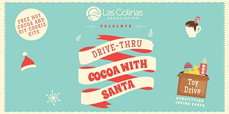 Drive Thru Cocoa with Santa tickets