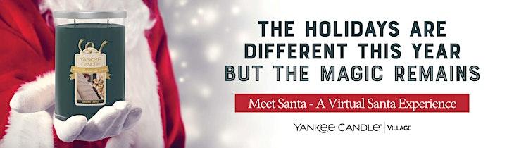 Meet Santa - A Virtual Santa Experience - December image