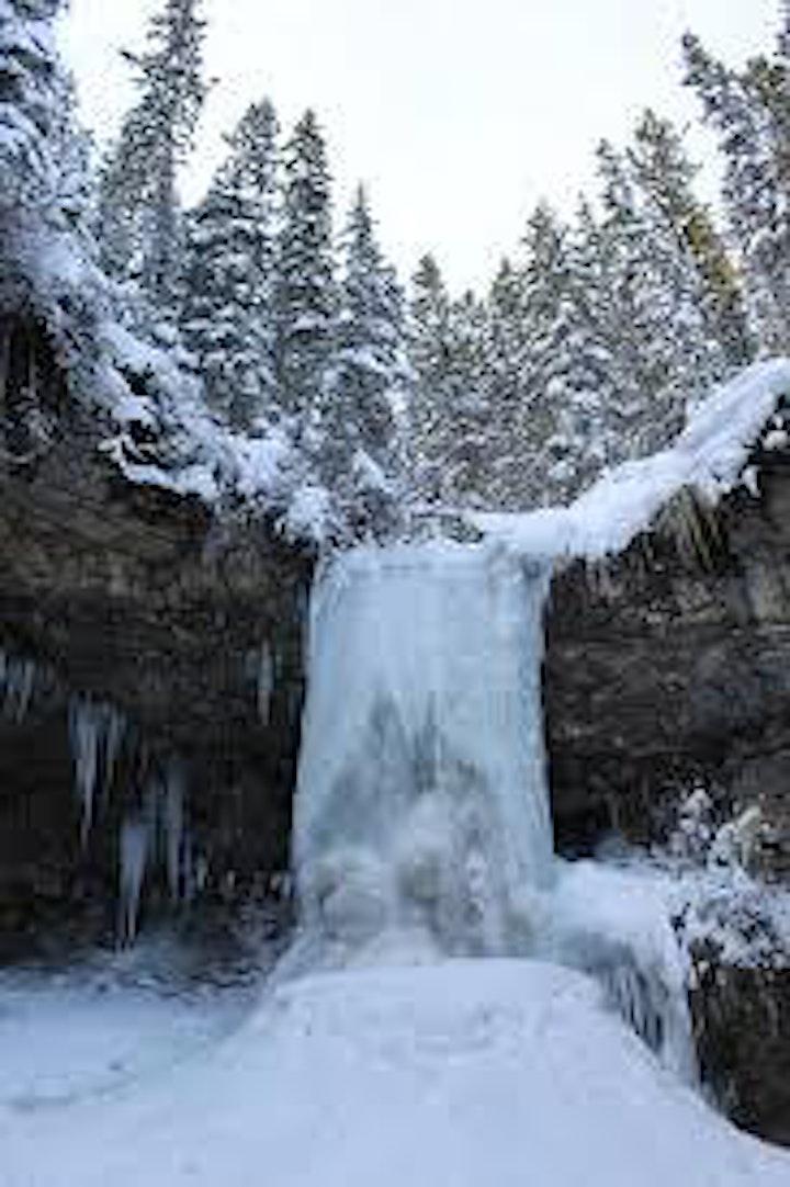 Beginner Guided snowshoe- Troll Falls (FEB) image