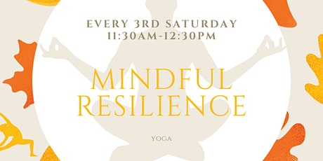CuraSol Presents: Mindful Resilience with Swathy tickets