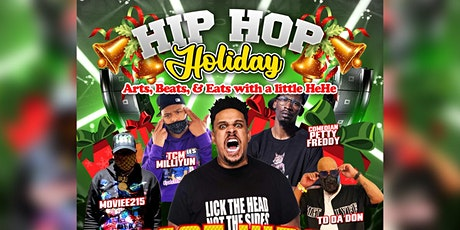 Hip Hop Holiday-Art, Beats, & Eats w/ HeHe tickets
