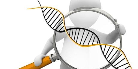 Investigative Genetic Genealogy tickets
