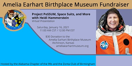 Amelia Earhart Birthplace Museum Fundraiser tickets