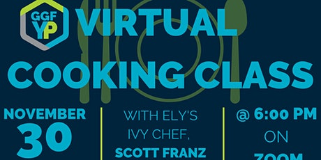 Virtual Cooking Class w/ Ely's Ivy Chef, Scott Franz tickets
