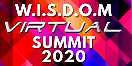 W.I.S.D.O.M. Virtual Summit tickets