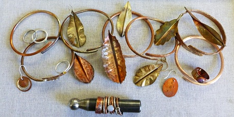 Beginning Metalsmithing Tuesday 6-week Artist Series tickets