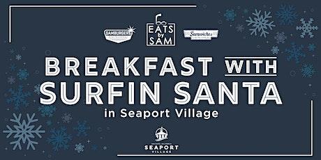 Breakfast With Surfin Santa tickets