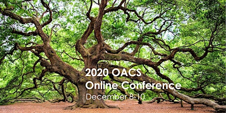 OACS | 2020 Online Conference | December 8-10 tickets