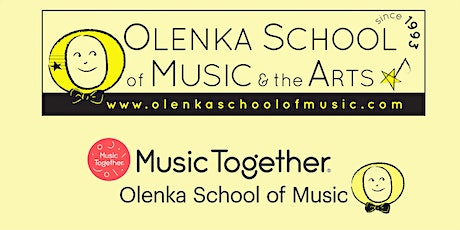 Music Together Trial Classes with OSM, Mondays at 9:30 AM - 10:15 AM tickets