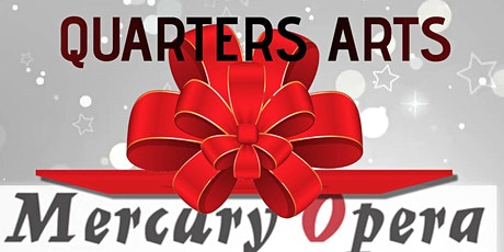 Mercury Opera and Quarters Arts present Holiday Swing with The Mercury Five tickets