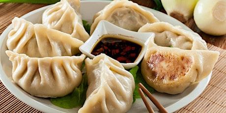 Make & Take: Asian Dumplings (Class Full - Waitlist Available) tickets