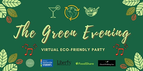[SRM] : The Green Evening hosted by Chickpeas Team tickets