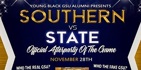 Southern vs State: Young Black Alumni Reunion tickets