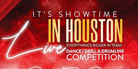 Its Showtime Everything's BIGGER in Texas tickets