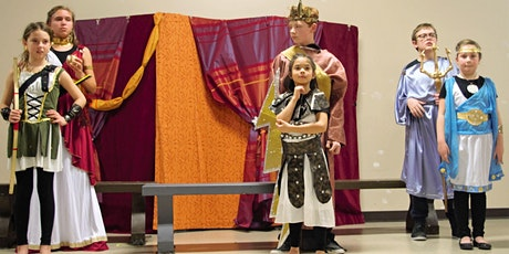 Winter Monday Drama Classes in Calgary for Homeschoolers ages 9-14 tickets