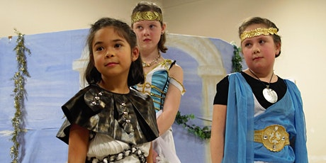 Winter Thursday Drama Classes in Calgary for Homeschoolers ages 9-14 tickets