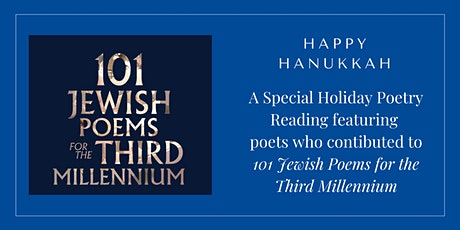 A Special Hanukkah Zoom Poetry Reading tickets