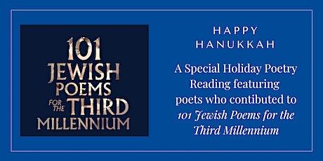 A Special Hanukkah Zoom Poetry Reading tickets