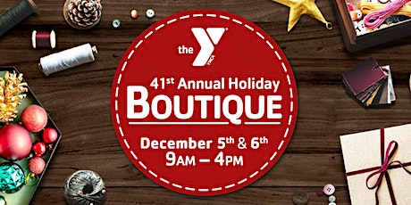 YMCA Annual Holiday Boutique tickets
