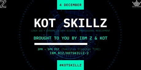 KOT SKILLS (for Tech Students in Pakistan) tickets