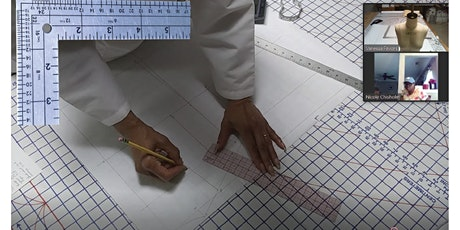 Patternmaking 101 (online and in-person) Wednesdays & Fridays tickets