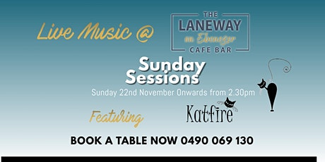 Live @ The Laneway tickets