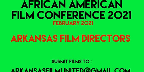 African American Film Conference  2021 tickets