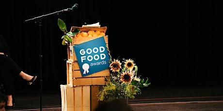 Good Food Awards Ceremony 2021 tickets