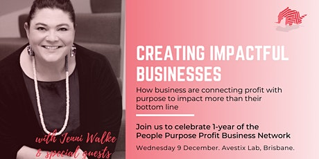 Creating Impactful Businesses tickets