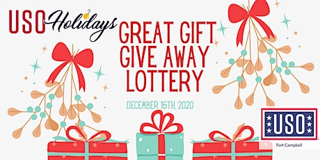 Great Gift Give Away Lottery Only tickets