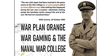 Interwar Wargaming at the Naval War College tickets