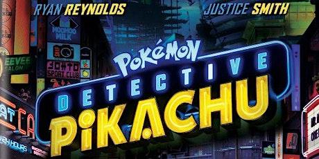 Pokemon: Detective Pikachu (DRIVE-IN Movie) tickets