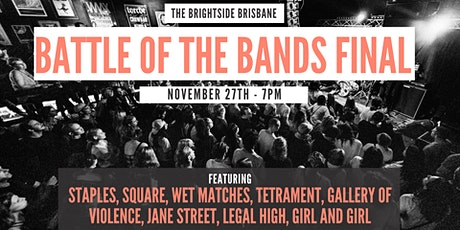 Battle of the Bands 2020 - GRAND FINAL tickets