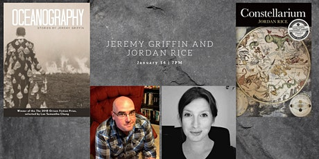 A Virtual Evening with Jeremy Griffin and Jordan Rice tickets