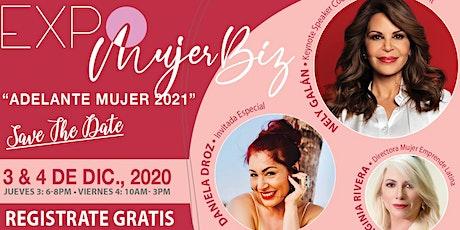 ADELANTE MUJER 2021 / EXPO MUJER BIZ tickets
