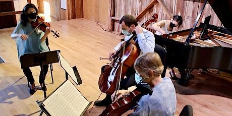 Brahms Piano Quartet No.3 in C Minor, Op.60 tickets