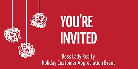 Boss Lady Holiday Lite Show Event tickets