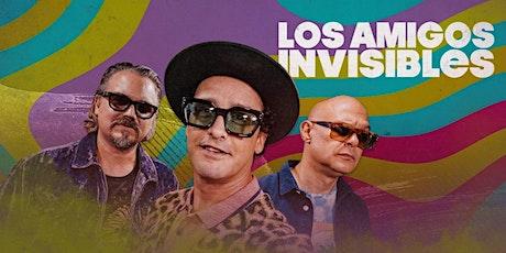 Los Amigos Invisibles en Miami tickets