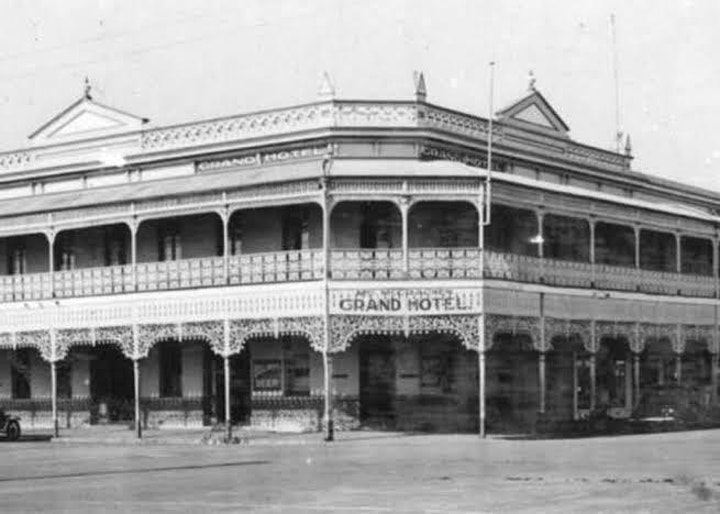The Grand Hotel - Ghost Tour image