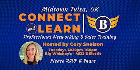 OK | Tulsa - Midtown Networking & Sales Training tickets
