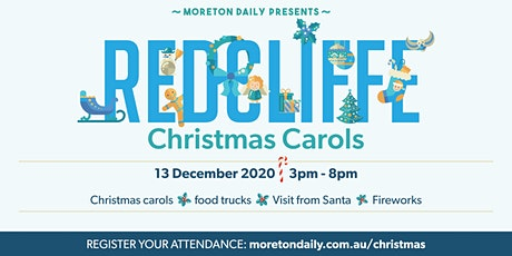 Redcliffe Christmas Carols tickets