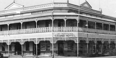 The Grand Hotel - Ghost Tour tickets