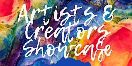 FREE Artists & Creators Showcase tickets