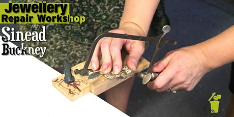 Jewellery Repair Workshop with Sinead Buckney tickets