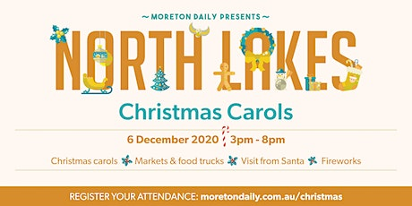 North Lakes Christmas Carols tickets