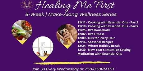 8 Week | Make - Along Wellness Series tickets