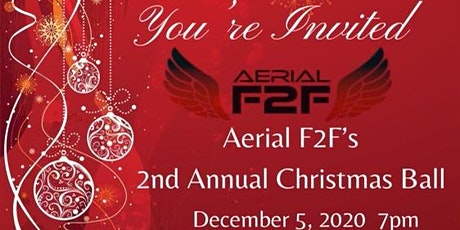 Aerial F2F's 2nd Annual Christmas Ball tickets